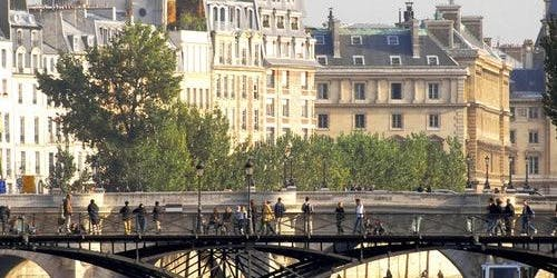 City Bus Tour, Seine Cruise & Eiffel Tower