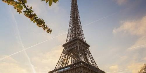 Paris by Night: City Bus Tour, Seine Cruise & Eiffel Tower