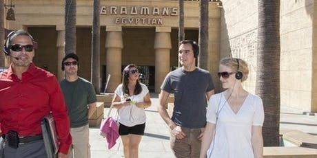 Hollywood Behind the Scenes Tour with the Egyptian Theatre tickets