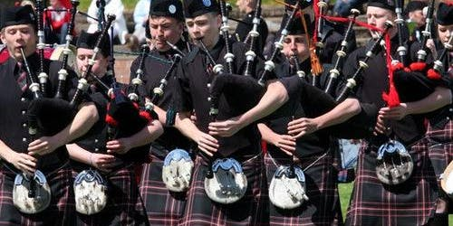 Highland Games Tour