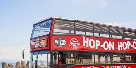 Hop-on-Hop-off Bus Tallinn 24H & Kumu Art Museum tickets