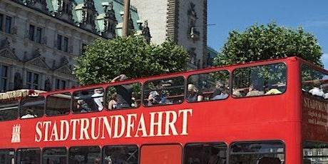 Hop-on Hop-off Bus Hamburg tickets