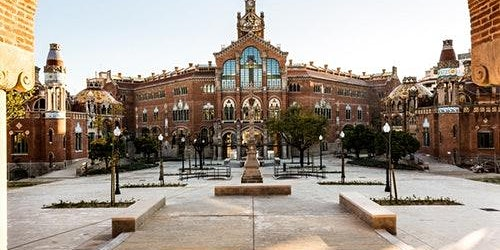 Sant Pau Art Nouveau Site: Guided Tour