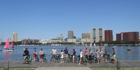Boston City View Bike Tour tickets