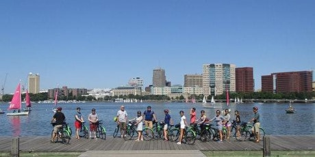 Boston City View Bike Tour tickets