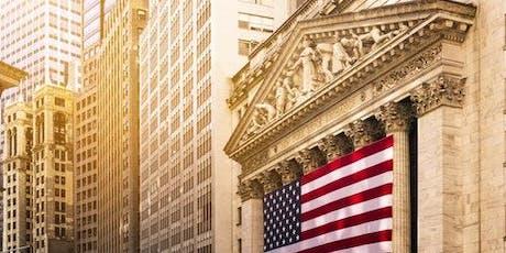 Wall Street Insider Tour tickets