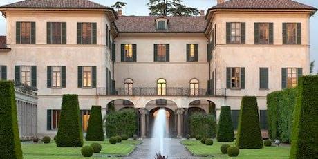 Villa & Collection Panza biglietti