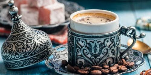 Turkish Coffee Trail: Walking Tour with Coffee Making Course & Tasting