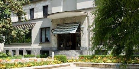 Villa Necchi Campiglio: Guided Visit in English biglietti