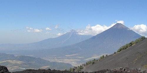 Pacaya Volcano & Hot Springs: Day Tour from Antigua Guatemala