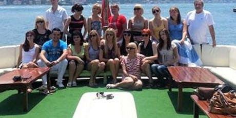Bosphorus Cruise & Bus Tour & Cable Car tickets