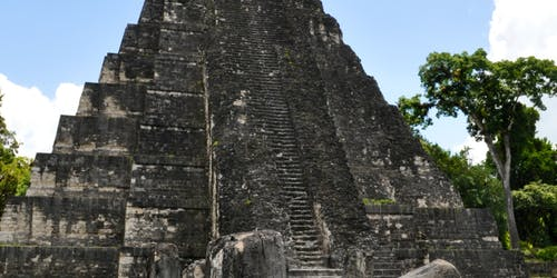 Tikal Ruins: Admission & Roundtrip Transport from Flores