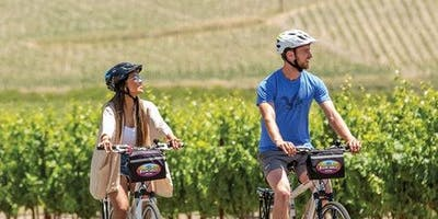 Wine Country Bike Rental in the Sonoma Valley