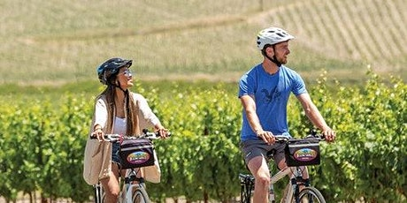 Wine Country Bike Rental in the Sonoma Valley tickets
