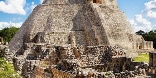 Uxmal Ruins, Choco-Story Museum & Resort Access