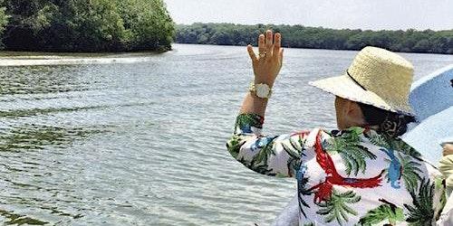 Mandinga Lake: Boat Tour + Transport from Veracruz