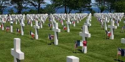 Normandy D-Day Beaches: Guided Tour + Transport from Paris