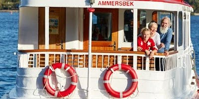Alster Hop-on Hop-off Cruise: Day Ticket