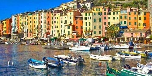 Cinque Terre: Daytrip from Milan
