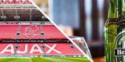 Heineken Experience & Johan Cruijff ArenA Stadium Tour