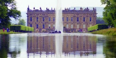 Chatsworth House and Gardens, National Park & Bakewell Pudding Day Trip