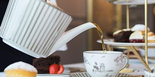 World of Wedgwood with Luxury Afternoon Tea: Day Trip from Manchester