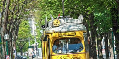 Vienna Ring Tram Tour Tickets