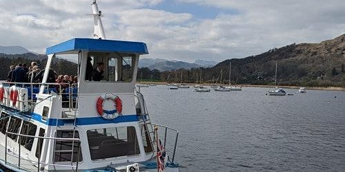 Lake District Cruise, Poetry & Grasmere Gingerbread: Day Trip from Manchester