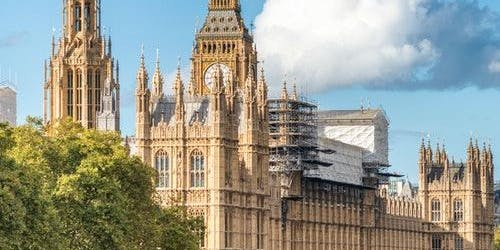 Exclusive Houses of Parliament Guided Tour at Closing Time