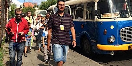 Retro Bus Tour Dark Side of Warsaw tickets