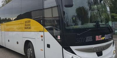 Linate Airport Shuttle Bus to/from Milan