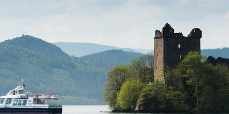 Loch Ness Cruise & Urquhart Castle Guided Tour tickets