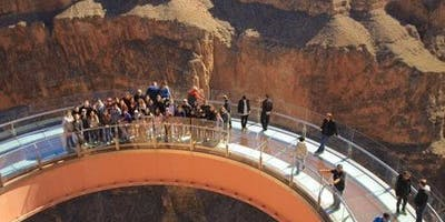 Grand Canyon Skywalk Express Flight