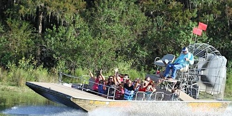 30-Minute Boggy Creek Airboat Tour At Southport Park tickets