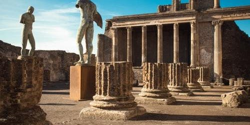 Pompeii: Skip The Line & Guided Tour in Chinese