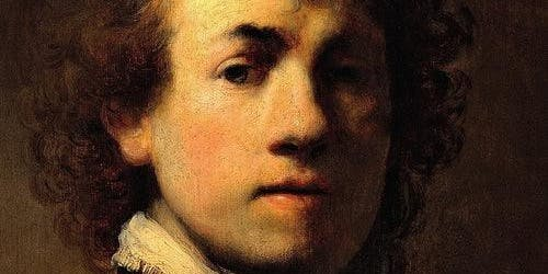 Discover Rembrandt – His Life and All His Paintings