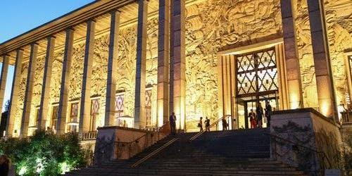 Palais de la Porte Dorée: Fast Track