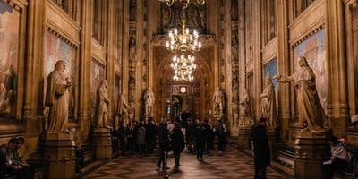 Houses of Parliament: Guided Tour + Afternoon Tea