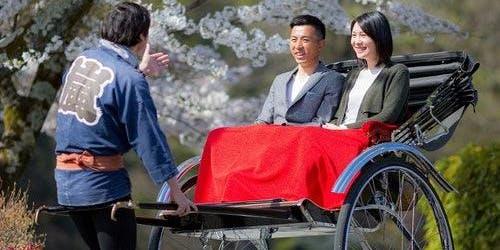 Arashiyama Rickshaw Tour