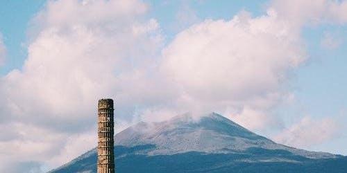 Pompeii & Vesuvius: Daytrip from Rome