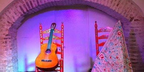Flamenco + Tapas in Triana: Guided Visit entradas