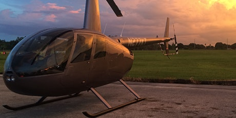 Helicopter Night Tour over Orlando's Theme Parks tickets