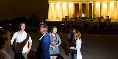 Washington, D.C. at Dusk: Guided Bus Tour