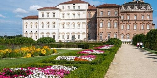 Royal Palace of Venaria Reale: All Access & Fast Track