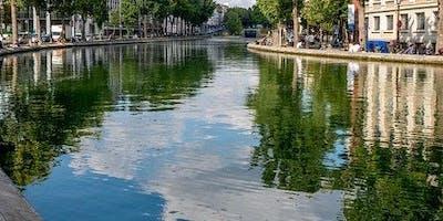 Canal Saint-Martin Cruise from Musée d'Orsay to Parc de la Villette