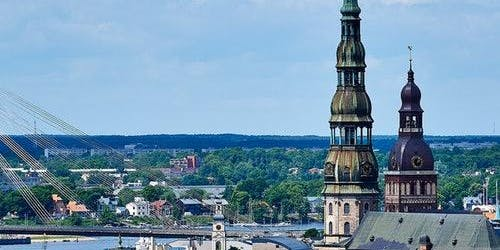 Hanseatic Riga: Guided Walking Tour