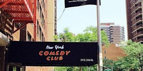 New York Comedy Club – Midtown tickets