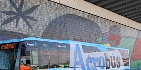 Barcelona Airport Aerobus tickets