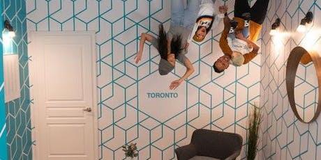 Museum of Illusions Toronto tickets