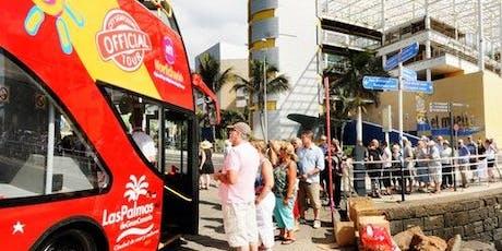 Hop-on Hop-off Bus Las Palmas de Gran Canaria tickets